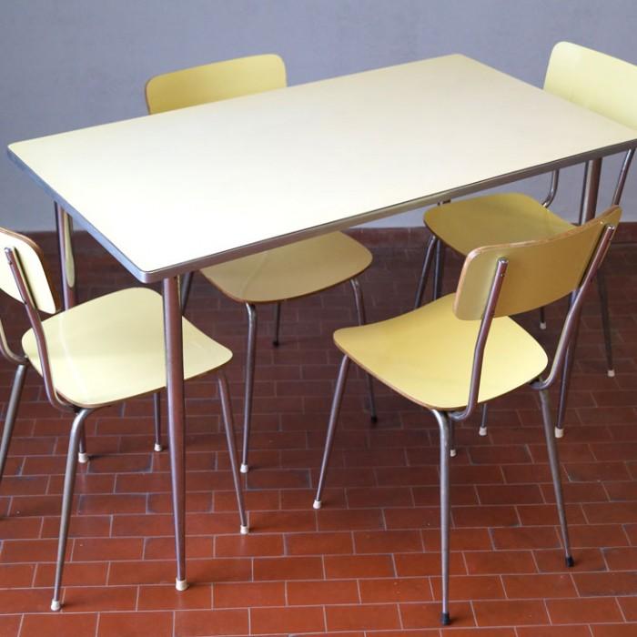 Tavolo E Sedie Anni 70.Tavoli 20th Century Design