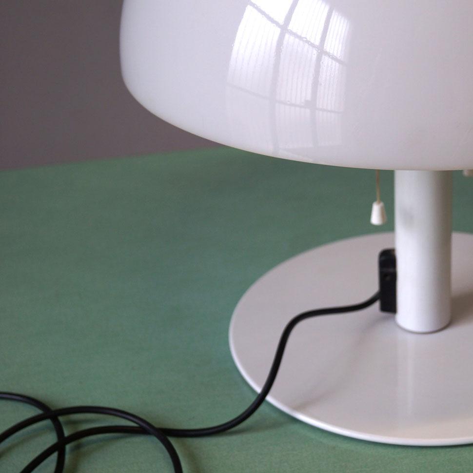 Lampada Da Tavolo 695 Per Martinelli 20th Century Design