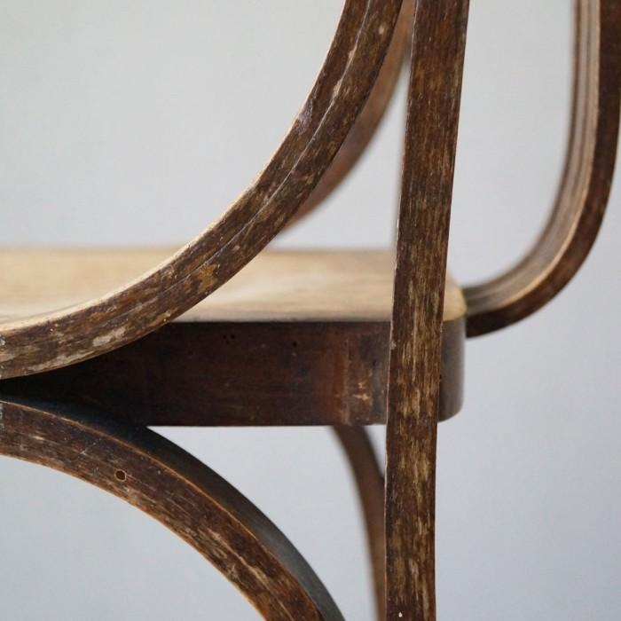 Sedie 20th century design page 2 for Sedia design legno curvato