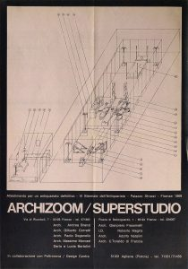 Archizoom superstudio 20th century design for Superstudio arredamento